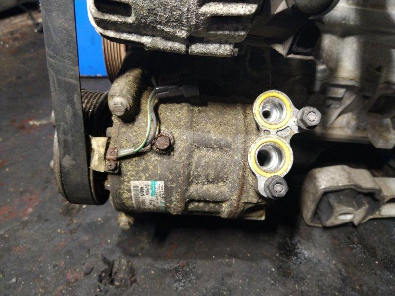 Компрессор кондиционера Ford Focus 3 (2011>) (б/у)