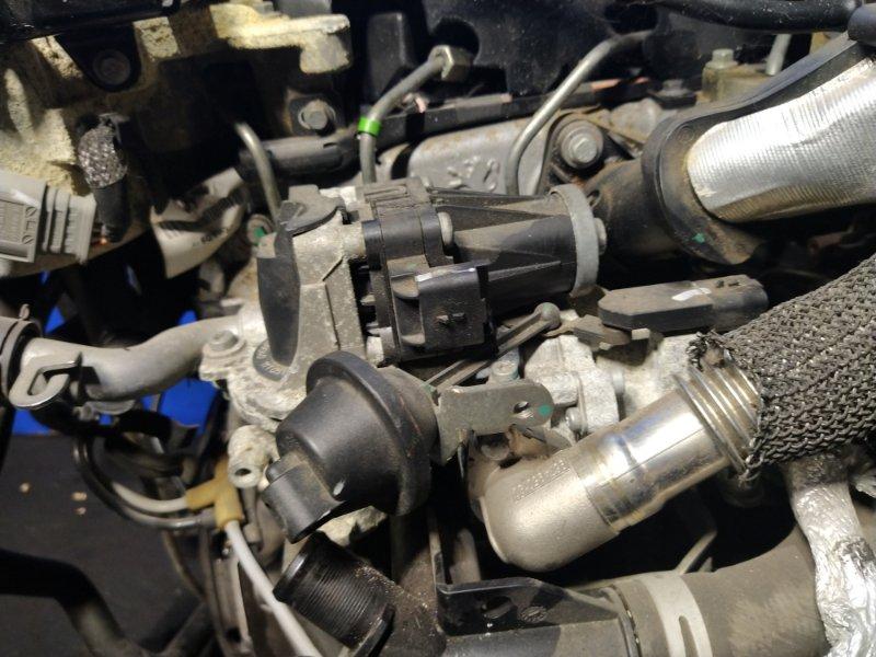 Клапан егр (egr) Ford Focus 3 (2011>) (б/у)