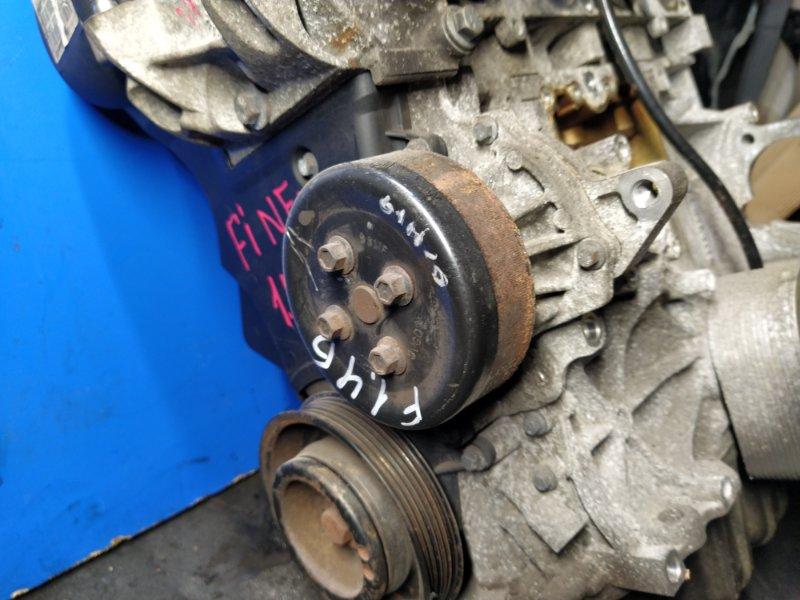Насос водяной (помпа) Ford Fiesta (2008-2012) (б/у)