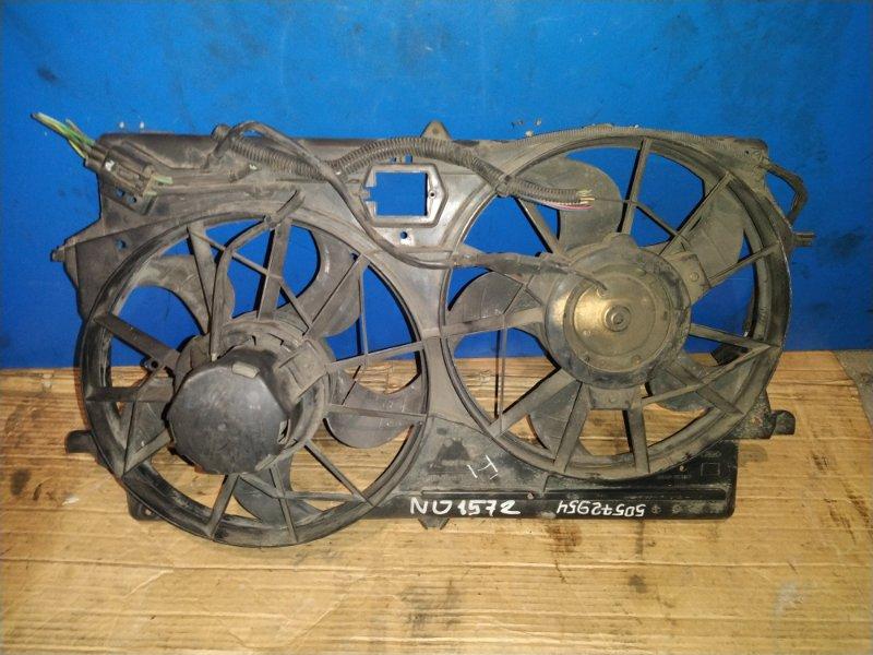 Вентилятор радиатора Ford Focus 1 Usa (1998-2005) (б/у)