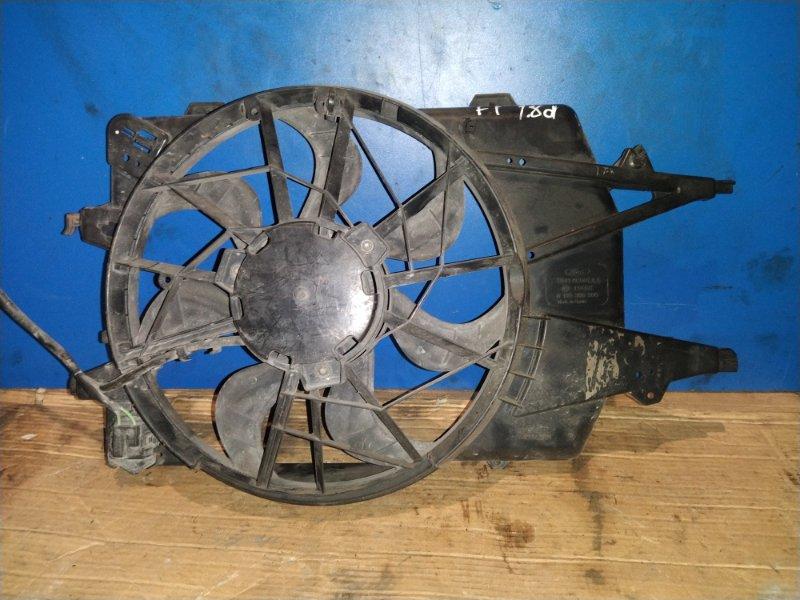 Вентилятор радиатора Ford Focus 1 (1998-2005) (б/у)