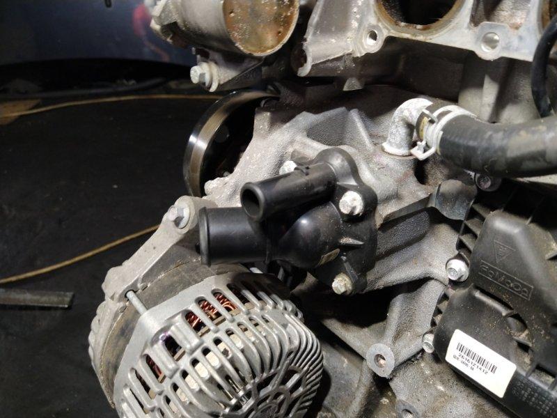 Корпус термостата Ford Kuga 2 (2012-2016) (б/у)