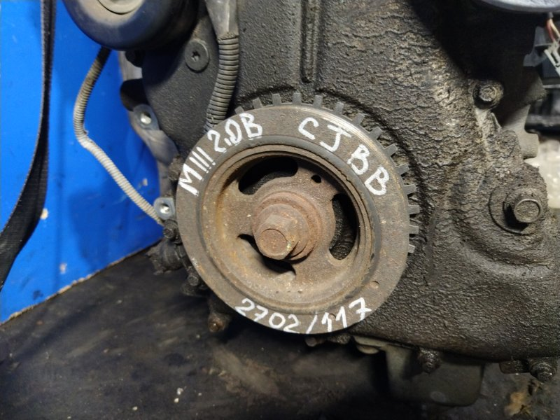 Шкив коленвала Ford Mondeo 3 (2000-2007) (б/у)