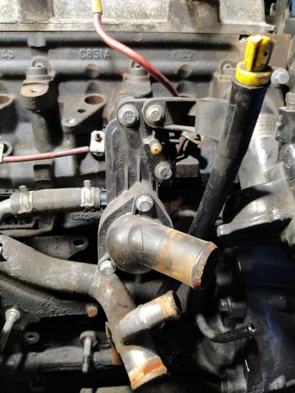 Насос вакуумный Ford Mondeo 4 (2007-2014) (б/у)