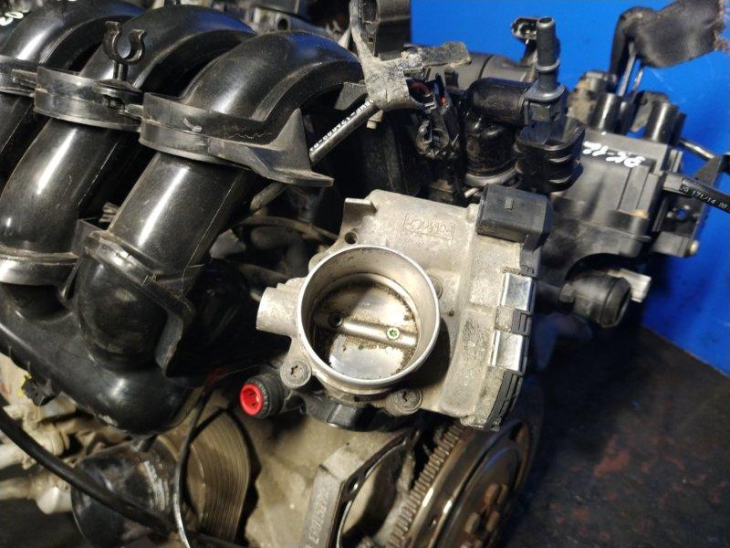 Дроссельная заслонка Ford Ecosport 2013> (б/у)