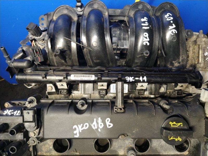 Топливная рампа Ford Ecosport 2013> (б/у)