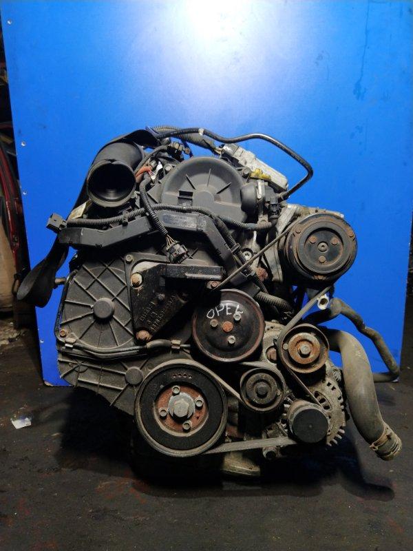 Двигатель Opel Astra H / Family (2004-) (б/у)