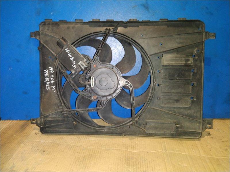 Вентилятор радиатора Ford S-Max 2006- (б/у)