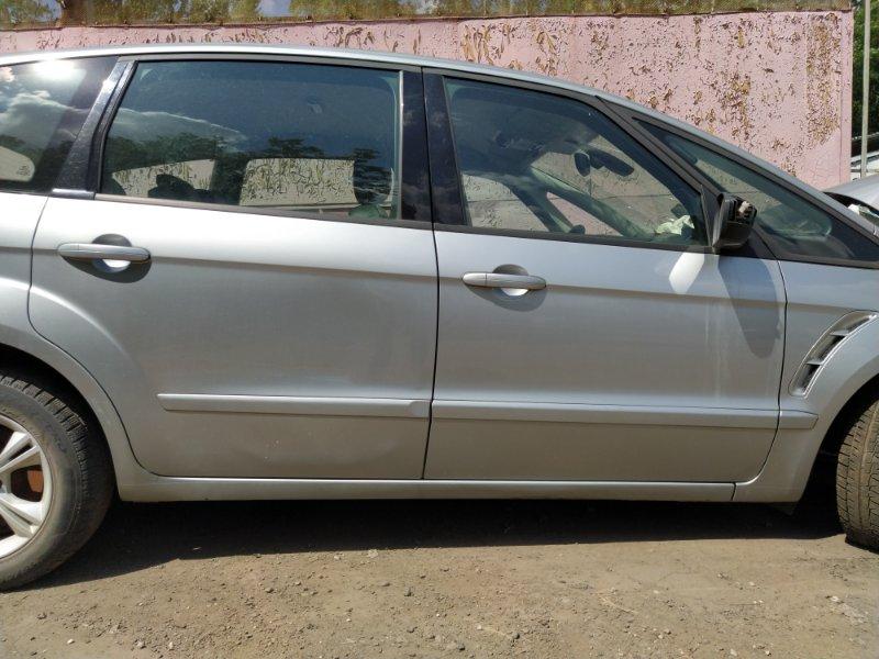 Порог Ford S-Max 2006- 1.8L DURATORQ-TDCI (125PS) 02.2008 правый (б/у)
