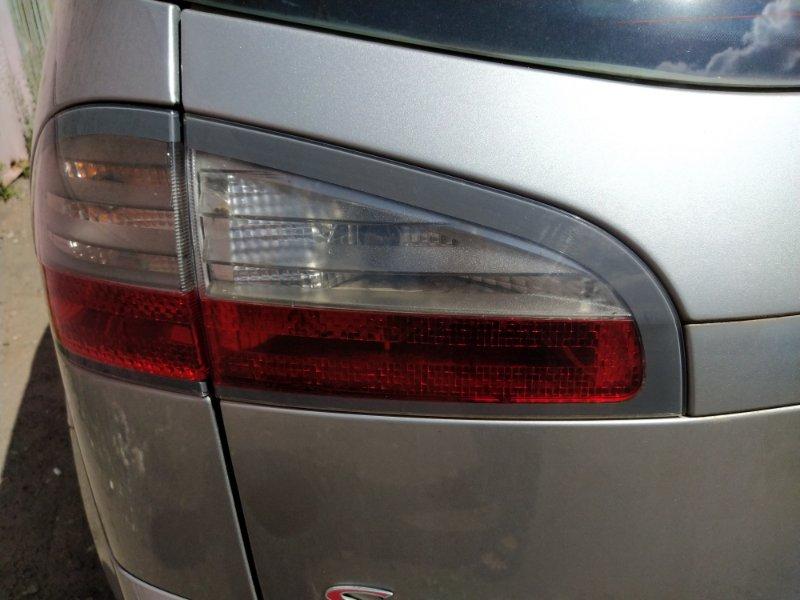 Фонарь задний внутренний левый Ford S-Max 2006- 1.8L DURATORQ-TDCI (125PS) 02.2008 (б/у)