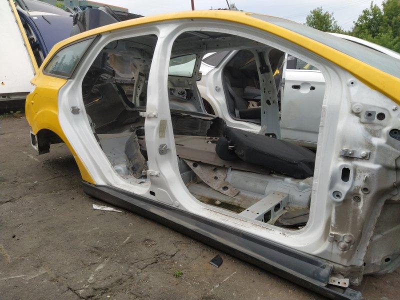 Порог со стойкой Ford Focus 3 (2011>) УНИВЕРСАЛ правый (б/у)