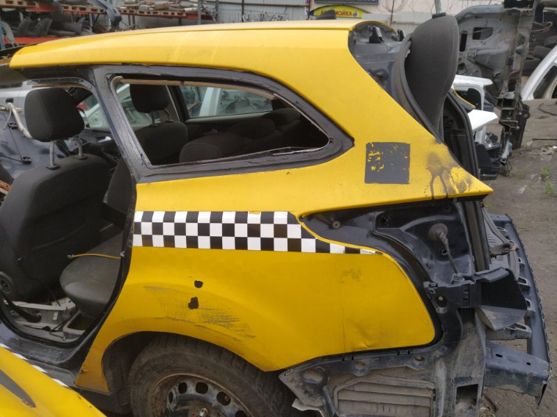 Крыло Ford Focus 3 (2011>) УНИВЕРСАЛ заднее левое (б/у)
