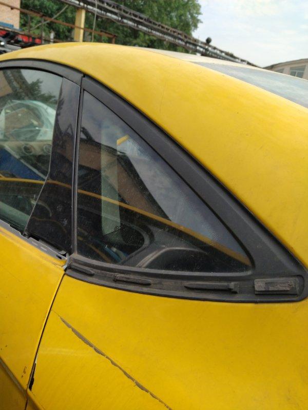 Стекло кузовное глухое левое Ford Mondeo 4 (2007-2014) СЕДАН (б/у)
