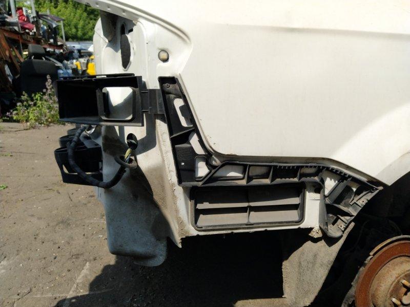 Кронштейн заднего бампера правый Ford Mondeo 4 (2007-2014) СЕДАН (б/у)