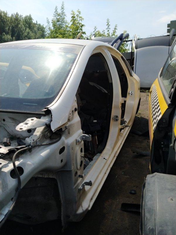 Порог со стойкой Ford Mondeo 4 (2007-2014) СЕДАН левый (б/у)