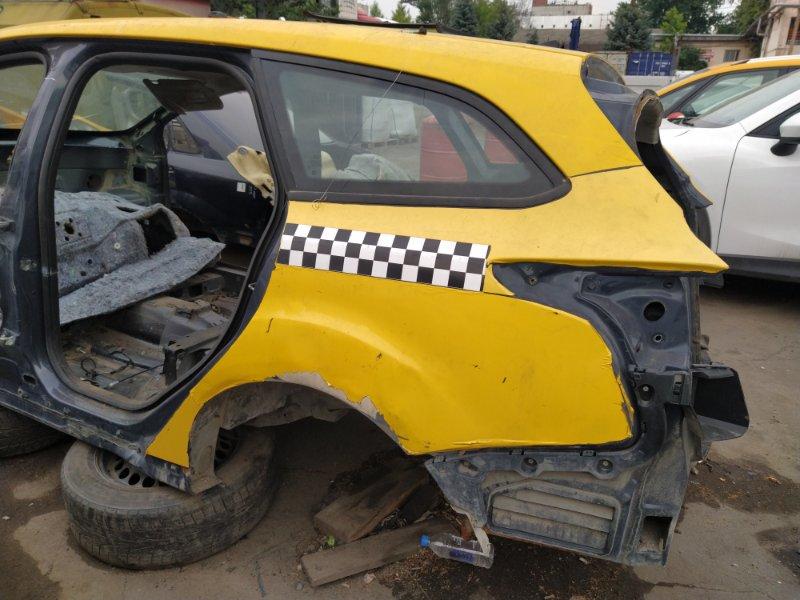 Крыло Ford Focus 3 (2011>) заднее левое (б/у)