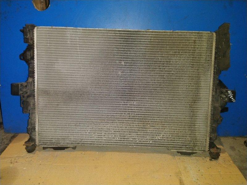 Радиатор охлаждения (основной) Ford S-Max 2006- (б/у)