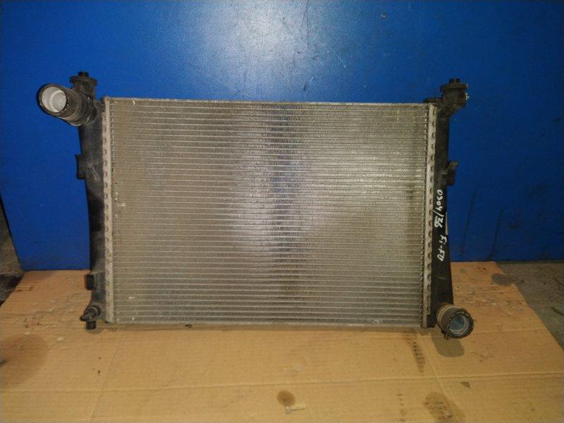 Радиатор охлаждения (основной) Ford Fiesta 2001-2008 (б/у)
