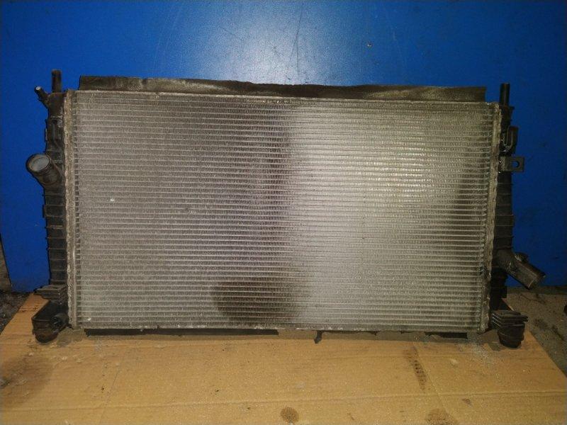 Радиатор охлаждения (основной) Ford Focus 2 2004-2008 (б/у)