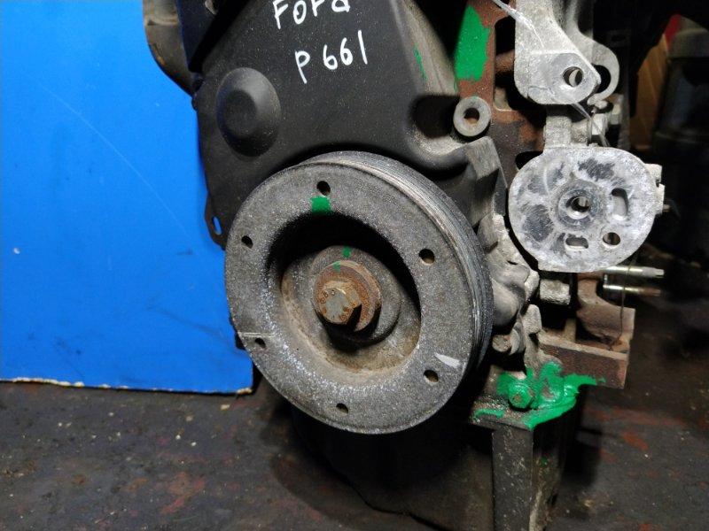 Шкив коленвала Ford Focus 2 2004-2008 (б/у)