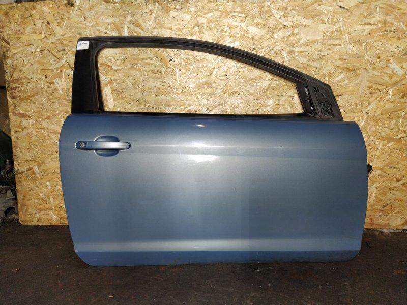 Дверь передняя правая Ford Focus 2 2008-2011 КУПЕ (б/у)