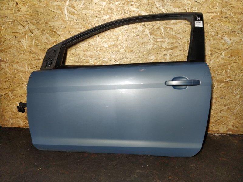 Дверь передняя левая Ford Focus 2 2008-2011 КУПЕ (б/у)
