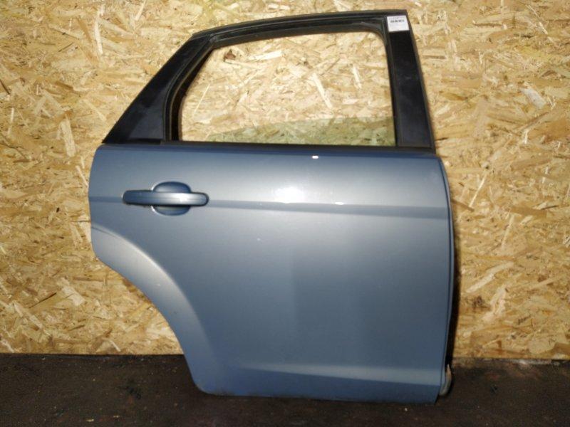 Дверь задняя правая Ford Focus 2 2008-2011 СЕДАН (б/у)