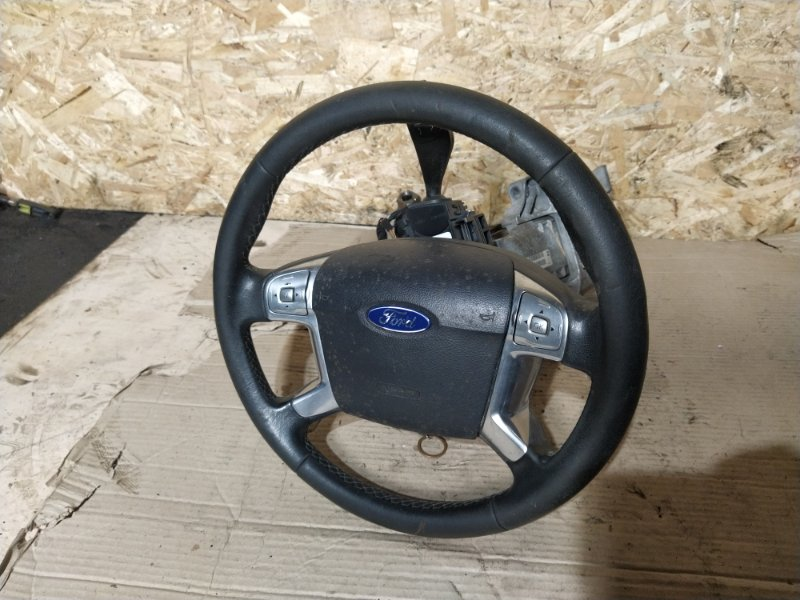 Рулевое колесо для air bag (без air bag) Ford Mondeo 4 (2007-2014) (б/у)
