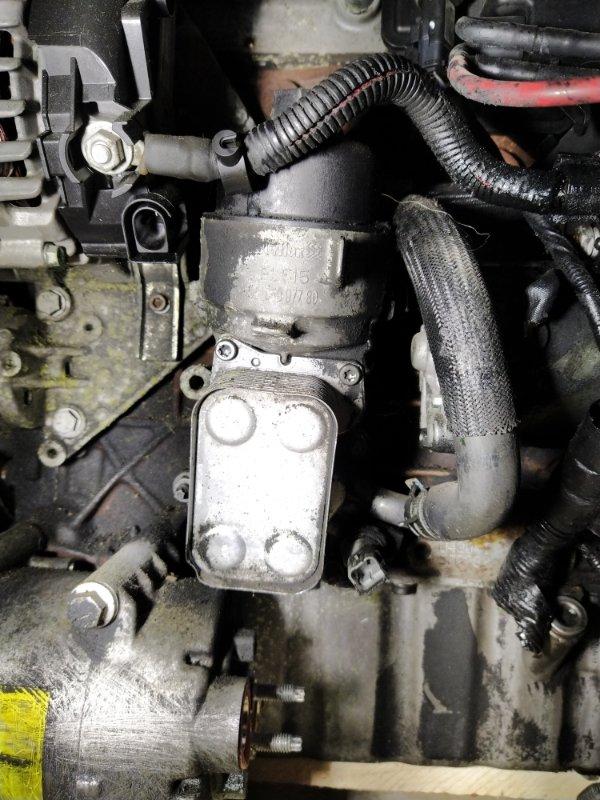 Радиатор масляный Ford Galaxy 2006-2015 (б/у)
