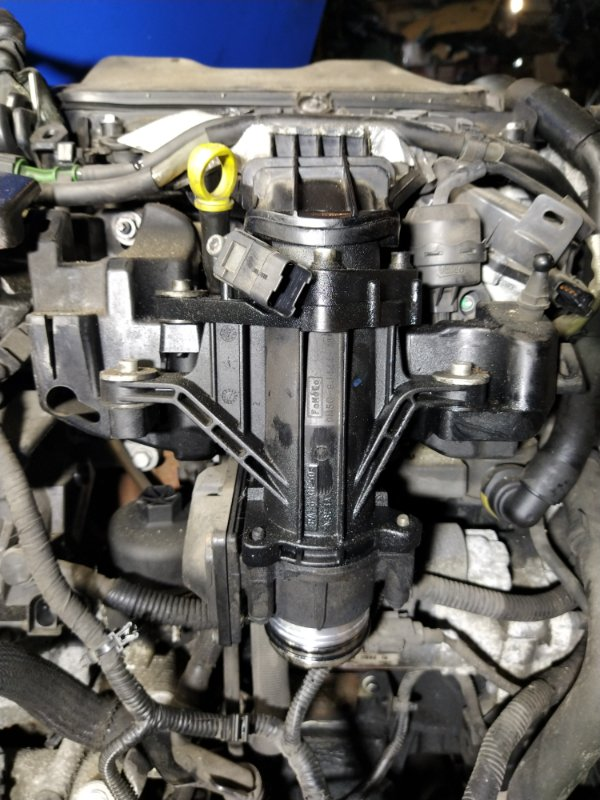 Коллектор впускной Ford Galaxy 2006-2015 (б/у)