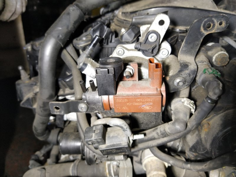 Клапан электромагнитный Ford Galaxy 2006-2015 (б/у)