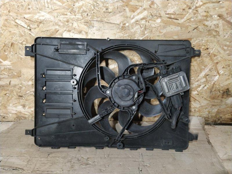Вентилятор радиатора Ford Galaxy 2006-2015 (б/у)