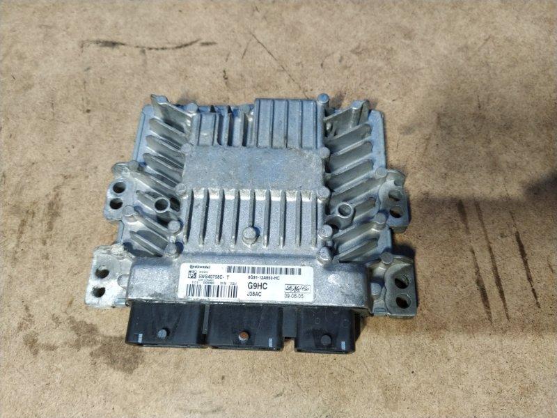 Блок управления двигателем Ford Galaxy 2006-2015 (б/у)
