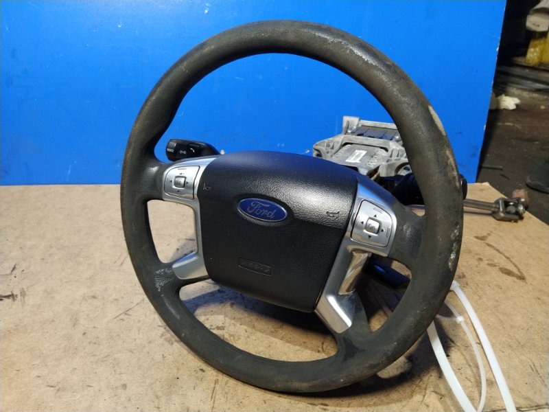 Рулевое колесо в сборе Ford Galaxy 2006-2015 (б/у)