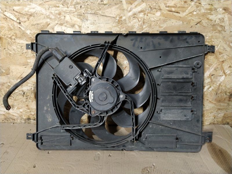 Вентилятор радиатора Ford Mondeo 4 (2007-2014) (б/у)