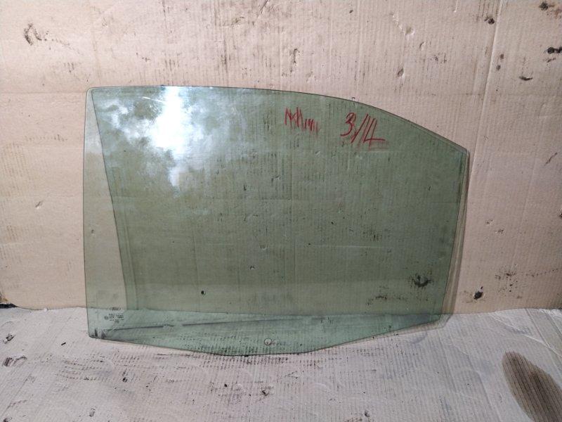 Стекло двери задней Ford Mondeo 3 (2000-2007) левое (б/у)