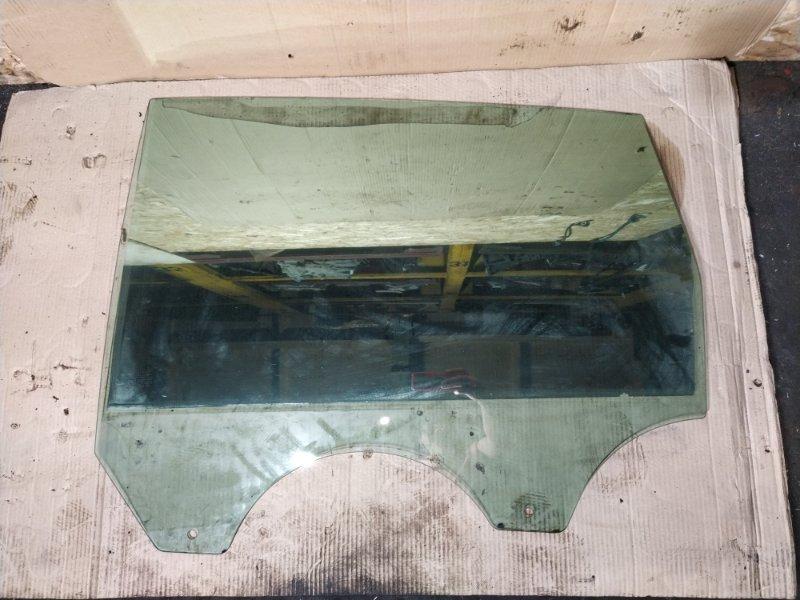 Стекло двери задней Ford S-Max 2006- левое (б/у)