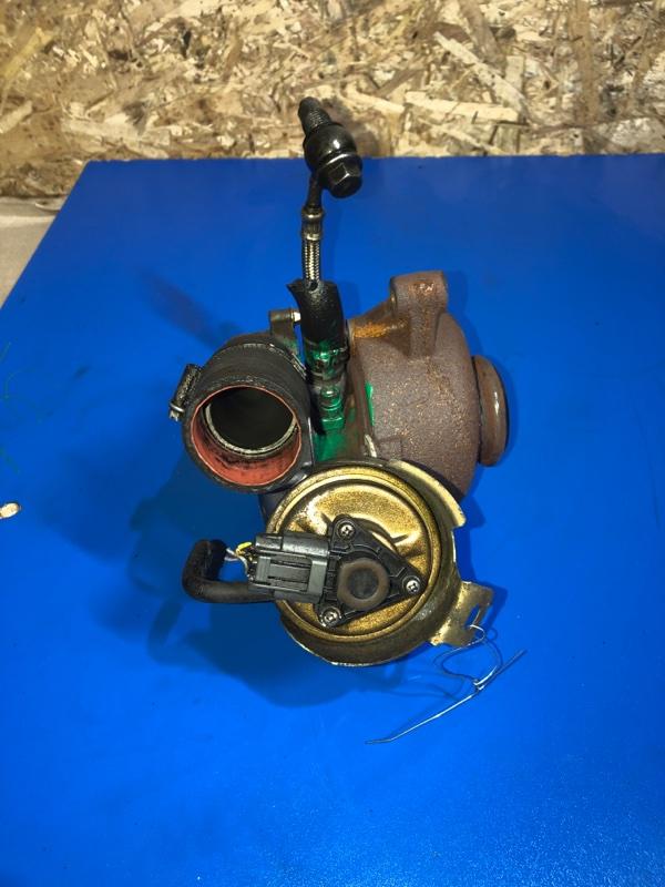 Турбокомпрессор (турбина) Ford Mondeo 4 (2007-2014) (б/у)
