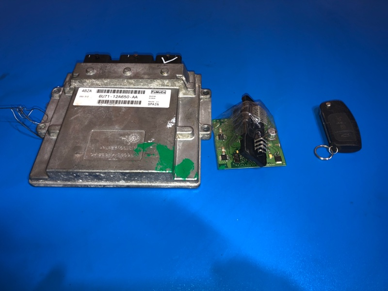 Блок управления двигателем Ford S-Max 2006- (б/у)