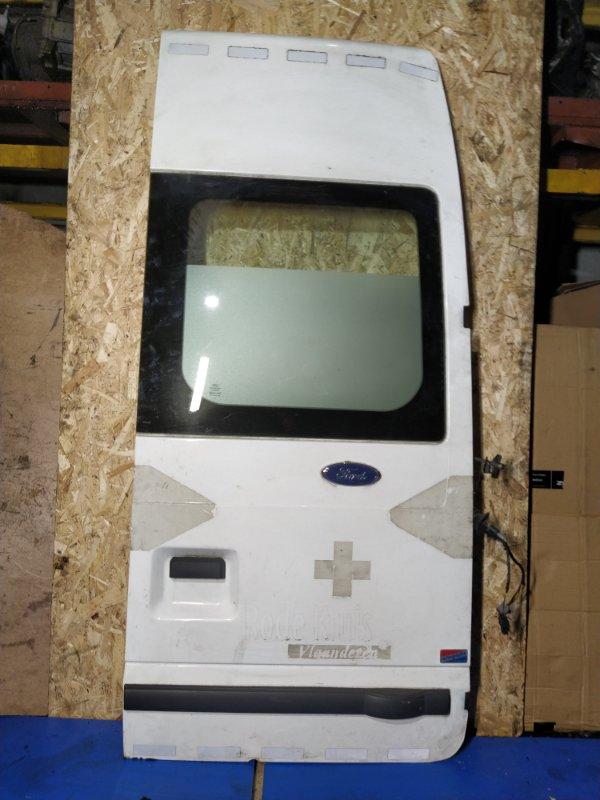 Дверь багажника правая Ford Transit (2006-) (б/у)