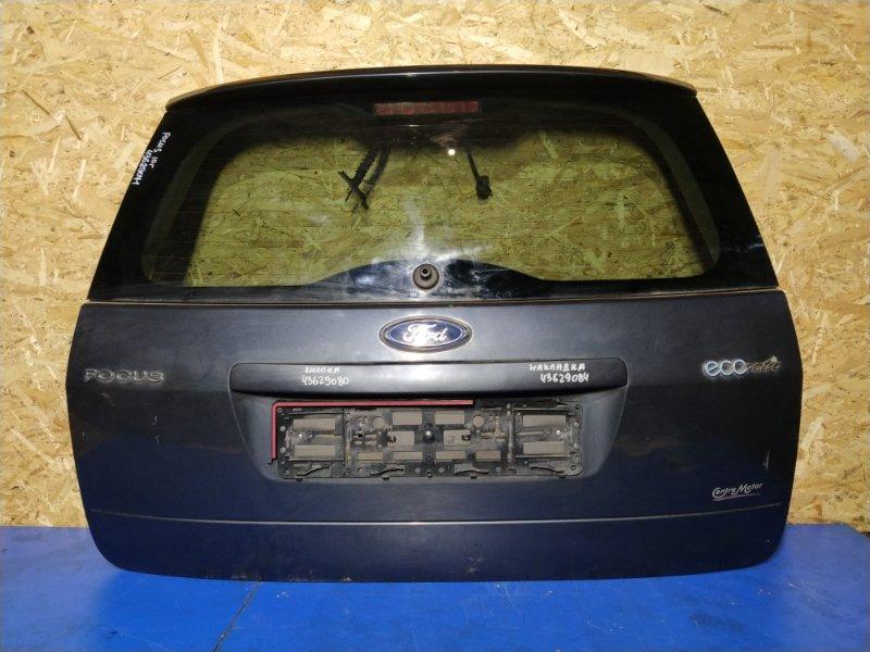 Крышка багажника Ford Focus 2 2004-2011 (б/у)