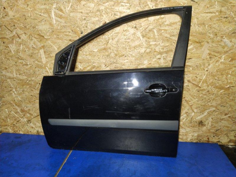 Дверь передняя левая Ford Fiesta 2001-2008 (б/у)