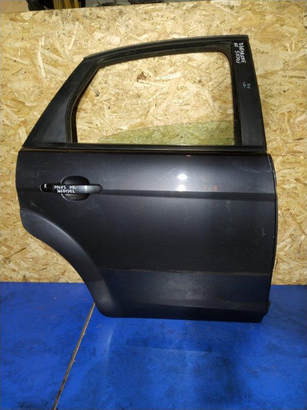 Дверь задняя правая Ford Focus 2 2008-2011 (б/у)