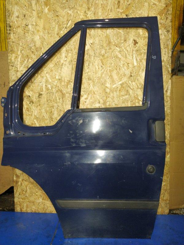 Дверь передняя левая Ford Transit (2000-2006) (б/у)