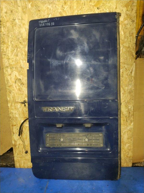 Дверь багажника левая Ford Transit (2000-2006) (б/у)