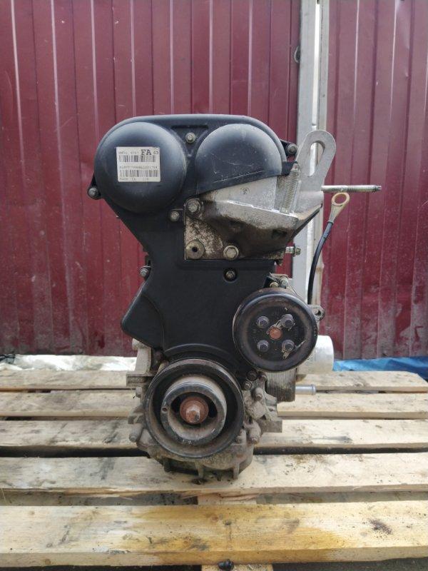 Двигатель (двс) Ford Focus 3 (2011>) ХЭТЧБЕК 1.6 БЕНЗИН 2011 (б/у)