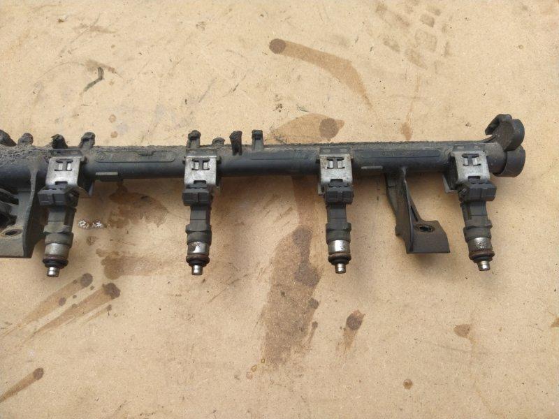 Форсунка инжекторная электрическая Ford Focus 3 (2011>) ХЭТЧБЕК 1.6 БЕНЗИН 2011 (б/у)