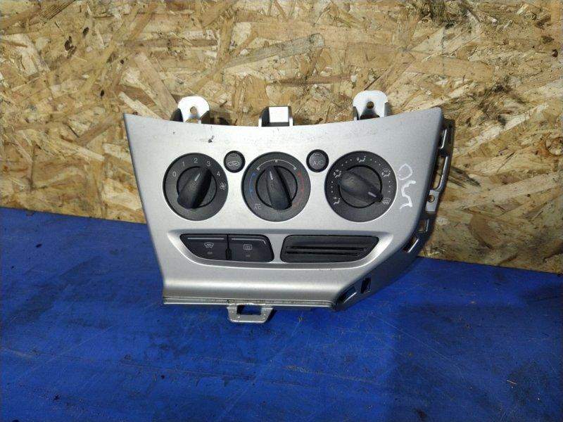 Блок управления отопителем Ford Focus 3 (2011>) ХЭТЧБЕК 1.6 БЕНЗИН 2011 (б/у)