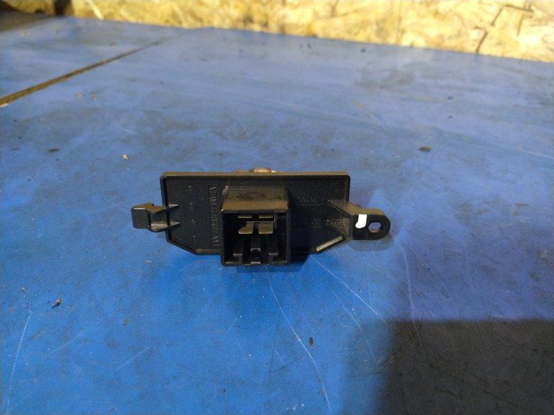 Резистор отопителя Ford Focus 3 (2011>) ХЭТЧБЕК 1.6 БЕНЗИН 2011 (б/у)