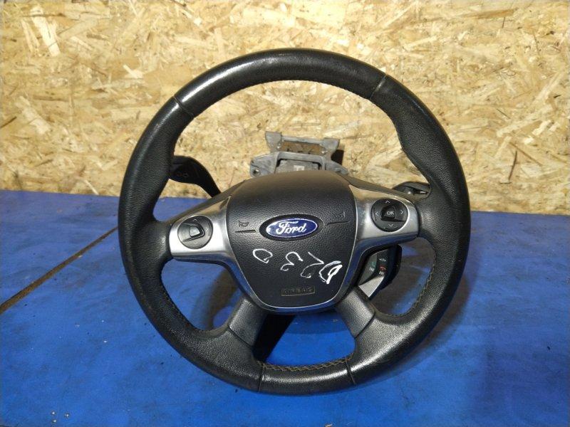 Рулевое колесо в сборе Ford Focus 3 (2011>) ХЭТЧБЕК 1.6 БЕНЗИН 2011 (б/у)